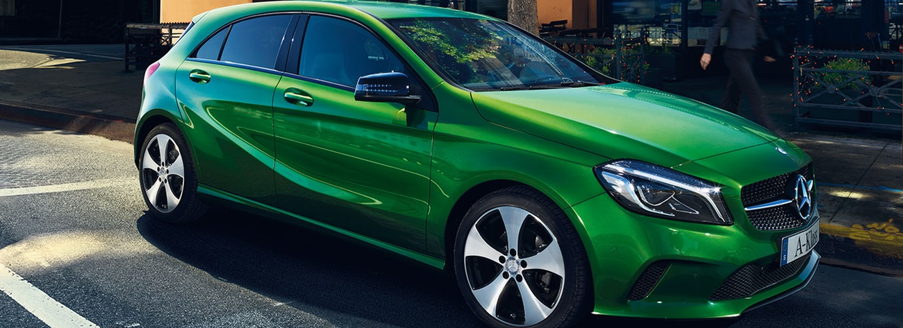 A-Klass   Mercedes-Benz - Privatleasing