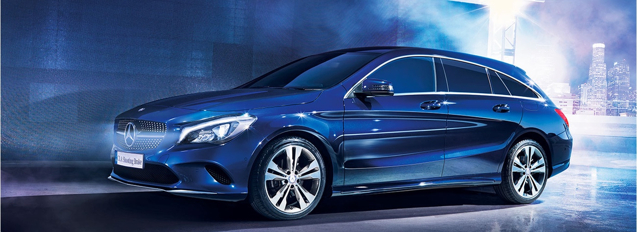CLA Shooting Brake | Mercedes-Benz - Privatleasing