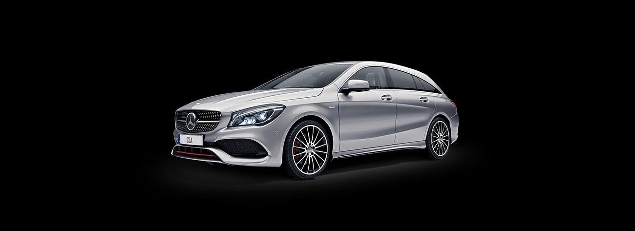 Mercedes-Benz – Privatleasing   CLA Shooting Brake